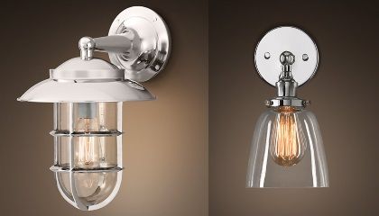 Bath Sconces Collection